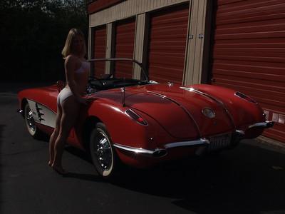 2002-09-28 Corvette shoot