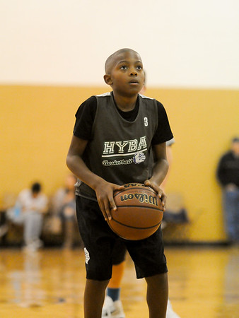 HYBA Basketball