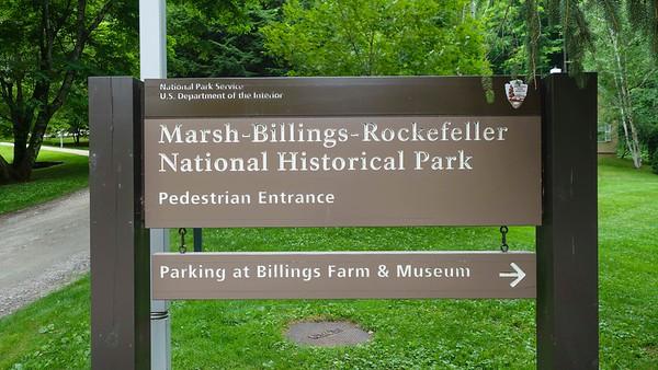 Marsh-Billings-Rockefeller National Historical Park - VT - 071416