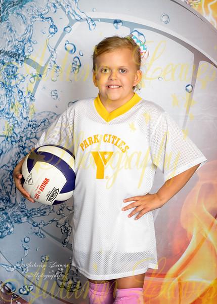 3G Orange Crush - PCYMCA Volleyball