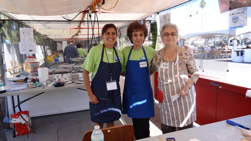 Italian, Maggie, Eileen & Rose.JPG