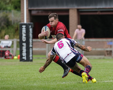 Linlithgow RFC v Hillfoot RFC Friendly - 11th August 2018