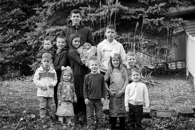 Johnson Grandchildren