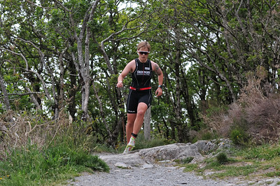 Sportpursuit Slateman Triathlon - Run at Coed Dinorwig