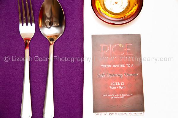 RICE Fine Thai Cuisine