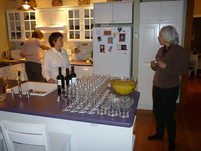 Susan & Val's 2009 Winter Solstice Party