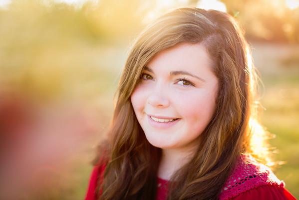 Senior / Abby D