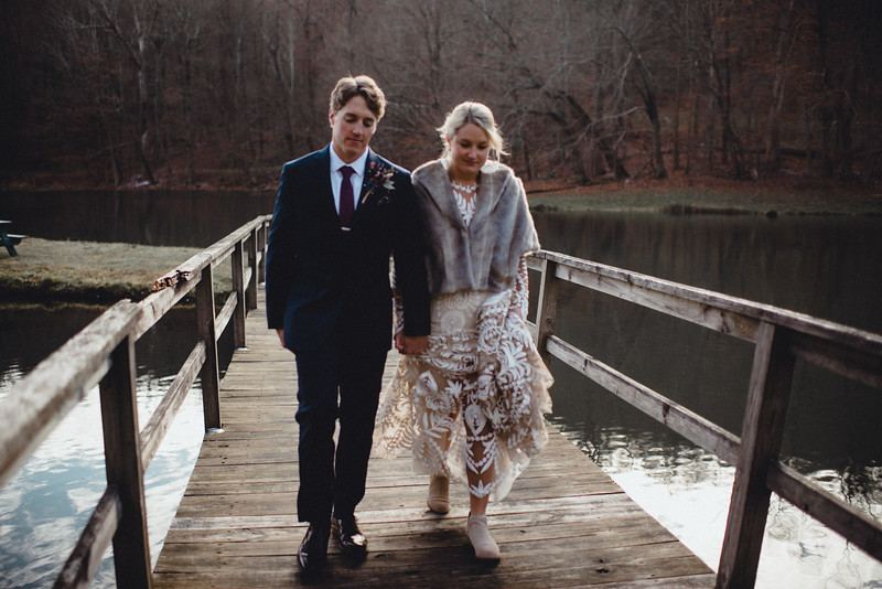 Requiem Images - Luxury Boho Winter Mountain Intimate Wedding - Seven Springs - Laurel Highlands - Blake Holly -793.jpg