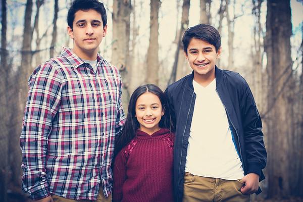 Thakady Family