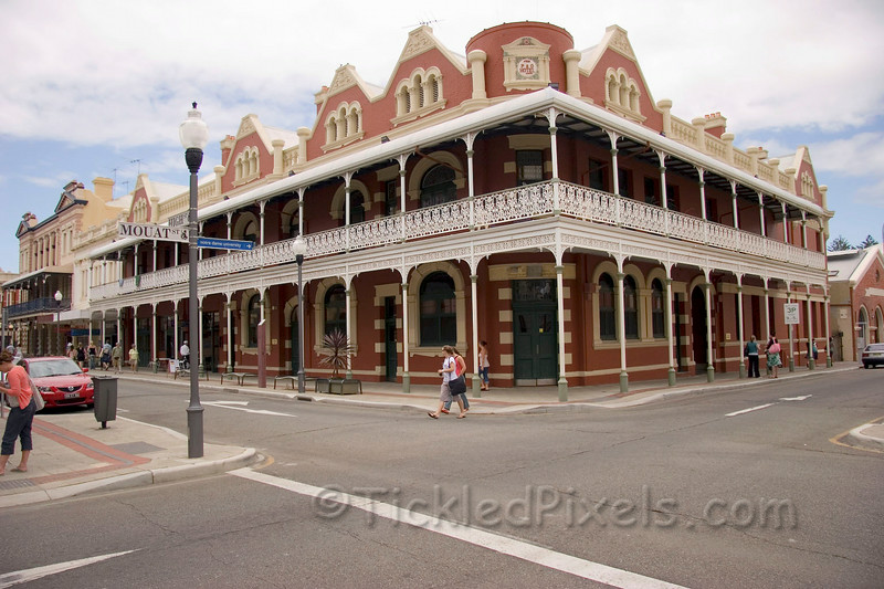 P & O Hotel, Fremantle