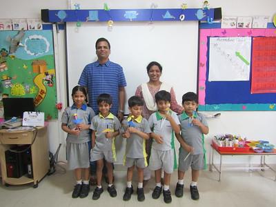Parental Involvement in School Activity - Boots on 6.3.20