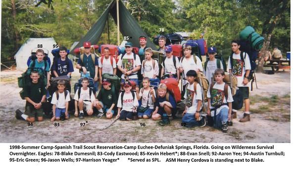 Summer Camp - Spanish Trails