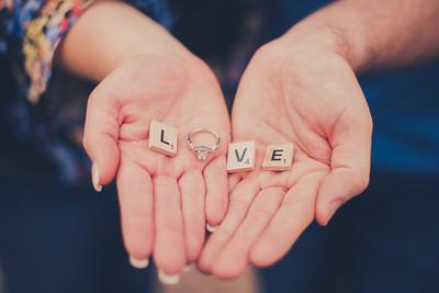 Jimmy + Brianna | Engagement
