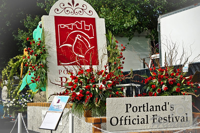 Portland Rose Festival 2011