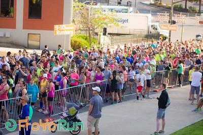 Course: FroYo Run - Kansas City
