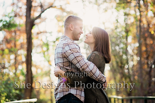 Couple & Engagement Portraits