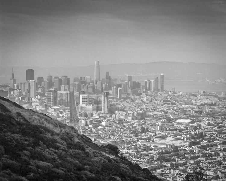 Twin Peaks #5. San Francisco, 2019.