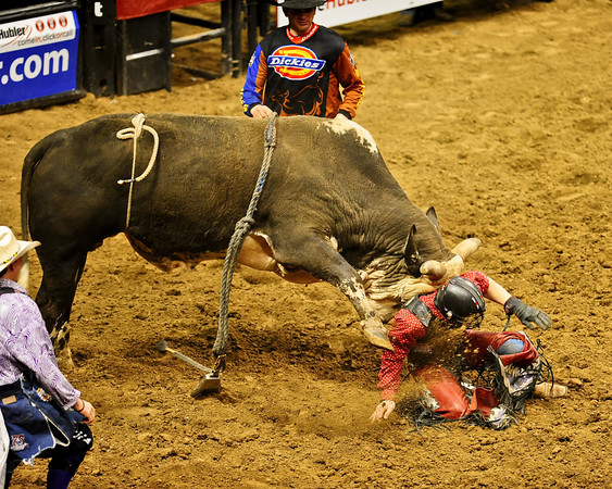 PBR RODEO Indianapolis