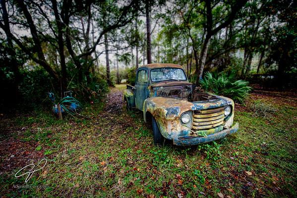 Historic Pick up trucks color base