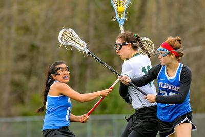 2017-05-10 Oxford Hills vs. Mt. Ararat Girls' Lacrosse