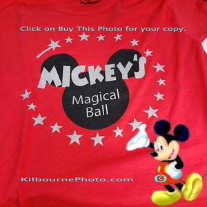 Mickeys Magical Ball