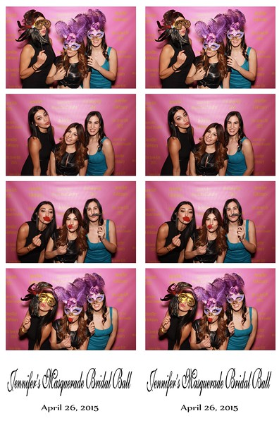 Jennifer's Masquerade Ball April 26, 2015