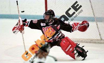 1996-1997 Women's Hockey
