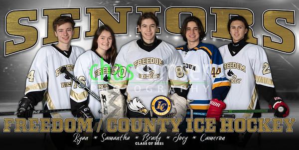 2021 Freedom-Loudoun County Ice Hockey