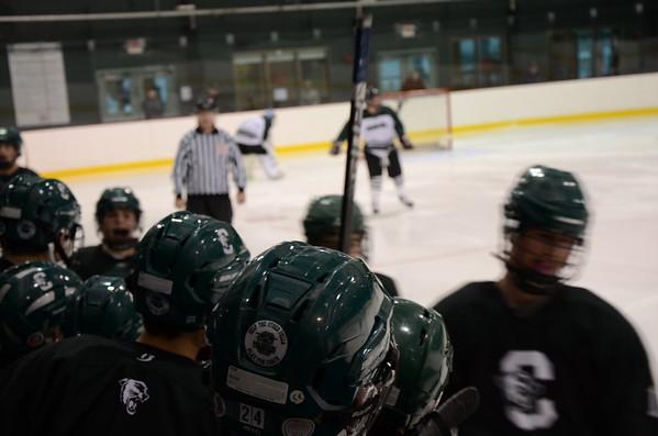 Thirds Hockey Game