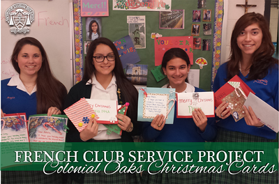 French Club Service Project