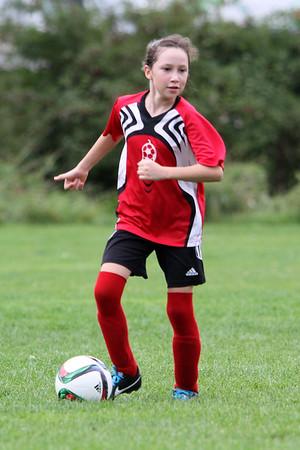 Julia 2015 Soccer