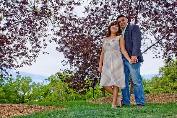 Erika and Carlos Engagement