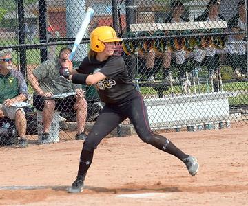 HS Sports - District Softball Flat Rock, Riverview, Grosse Ile, Trenton