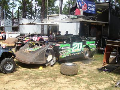 Fayetteville Motor Speedway/Lucas Oil Series 6/20/09