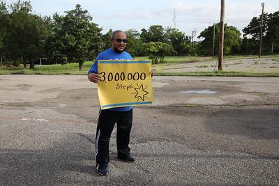 Dr Martin Hawkins 3 Million Steps 2021