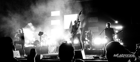 Switchfoot at Warnors Theatre