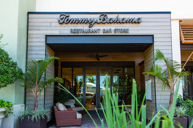 Tommy Bahama, located at 126 Soundings Ave #2, Jupiter, Florida on Tuesday, August 20, 2019. [JOSEPH FORZANO/palmbeachpost.com]