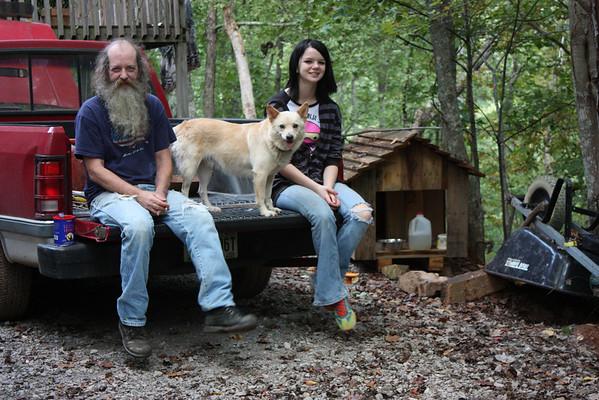 10.27.2009 Visit Janet & Philip