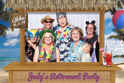 Judy's Retirement Party