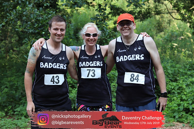 Daventry Challenge 2019