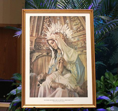 Father Freddy's 33rd Birthday Celebration and Mass - 11/17/2013 - Inez Wilson
