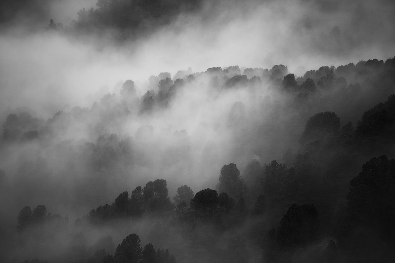 Dark soul of the mountain