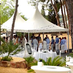70915 Tent 5 x 5m