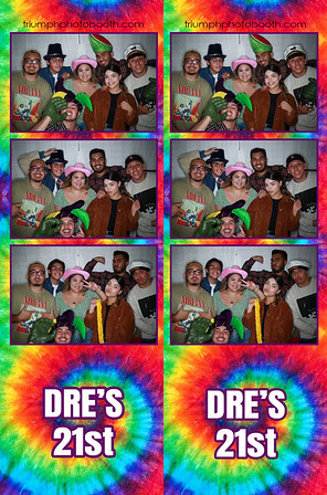 10/17/20 - Dre's 21st