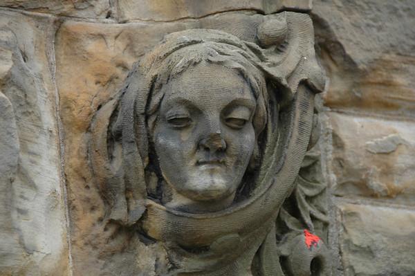 wayne state sculpture