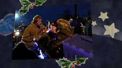 Troop 18 Christmas Parade