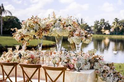 KR Bridal Table Decor