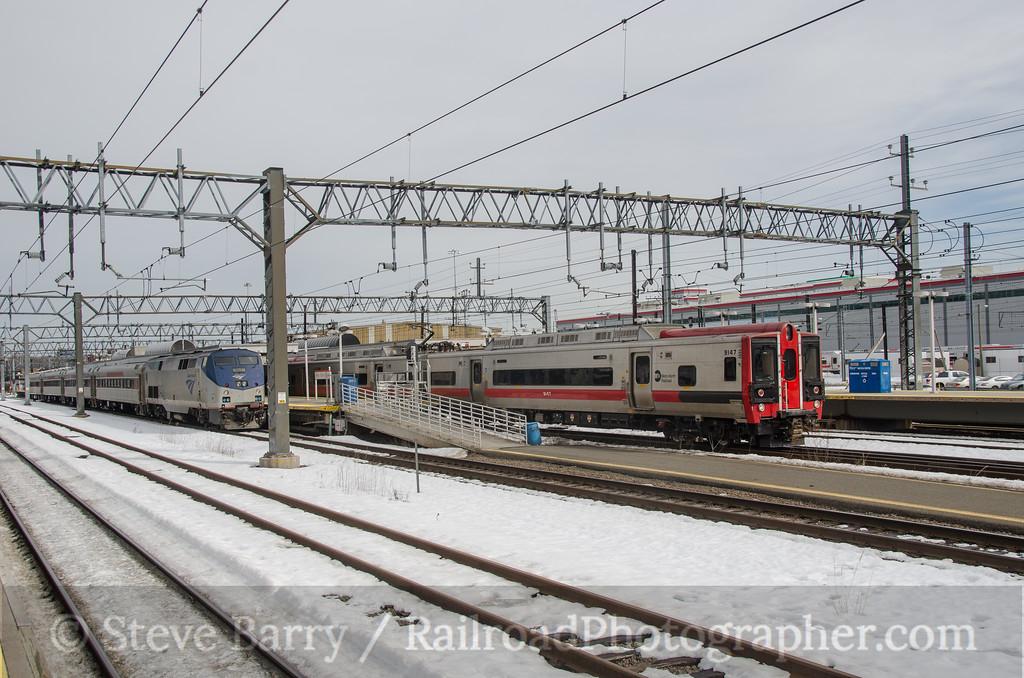 Metro-north And Shore Line