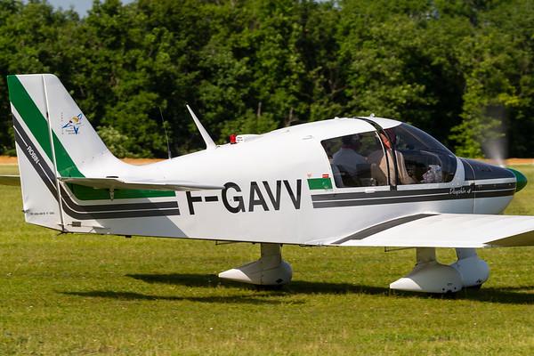 F-GAVV - Robin DR-400-140B Dauphin