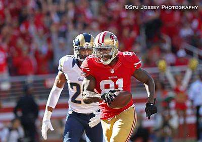 49ers vs Rams 11_2_14